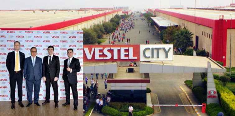 "Vestel'in ""mega fabrikası"" National Geographic Channel'a belgesel oldu"
