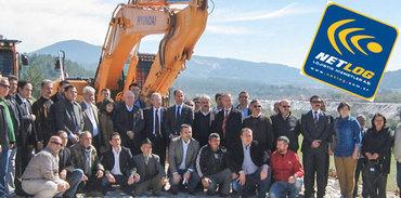 Netlog Lojistik'ten Muğla'ya 20 milyon TL'lik yatırım