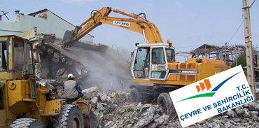 Kentsel Dönüşümde ikinci yıkım 6 nisan'da