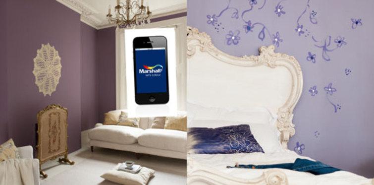 Marshall mobil uygulaması hayatı renklendiriyor