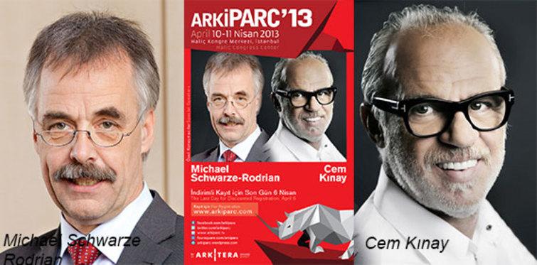 Gayrimenkul sektörü, ArkiPARC 2013'te bir araya geliyor