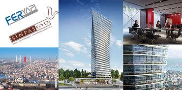 İstanbul'un merkezinde A+ Ofis iTower'da