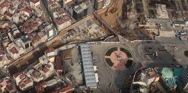 Taksim Meydanı 3 ay içinde yayalaşacak