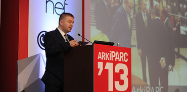 İlklerin yaşanacağı ArkiPARC 2013 açılışı yaptı