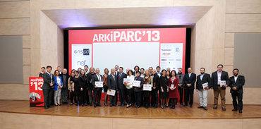 ArkiPARC 2013 Ödülleri sahiplerini buldu