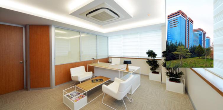 Ofisim İstanbul'da kiralık lüks ofis ve mağaza fırsatı