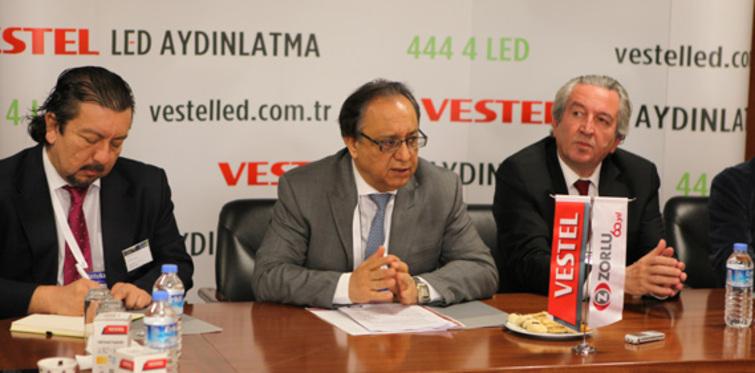 Vestel LED Aydınlatma yerli tasarım ve üretimle Avrupa'ya ihracat başlattı