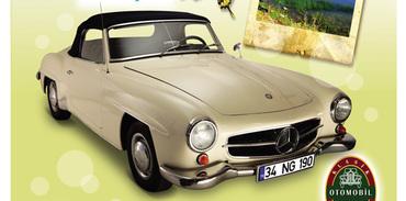 NG 23 Nisan Klasik Otomobil Bahar Rallisi gerçekleşti
