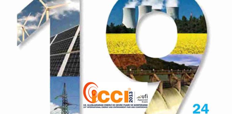 ICCI 2013, Bakan Taner Yıldız tarafından açılıyor