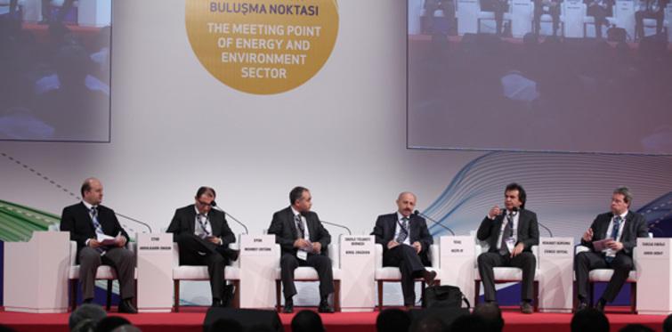 ICCI 2013'te Enerji, oturumu yapıldı