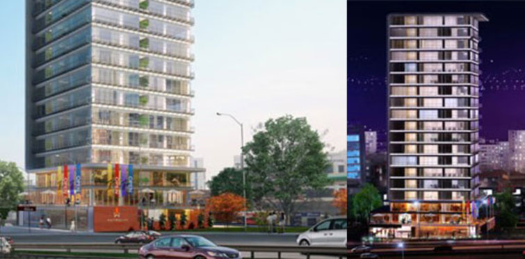 Metrowin Tower satışa çıktı