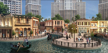 Via Port Venezia'da bahar kampanyası