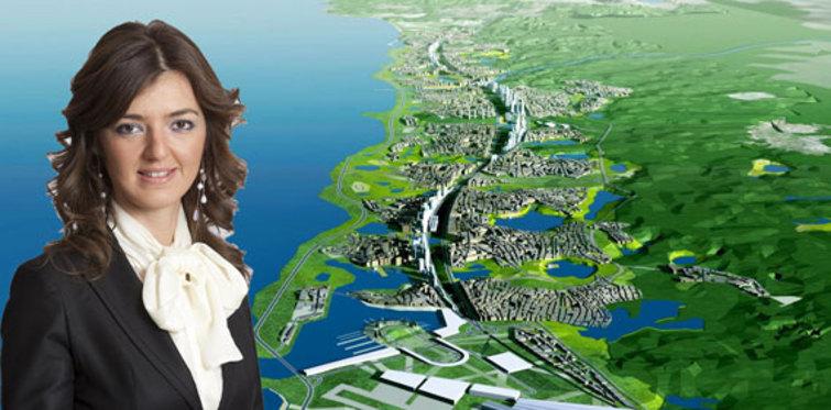 Mega projeler İstanbul'u dünya ligine taşıyacak