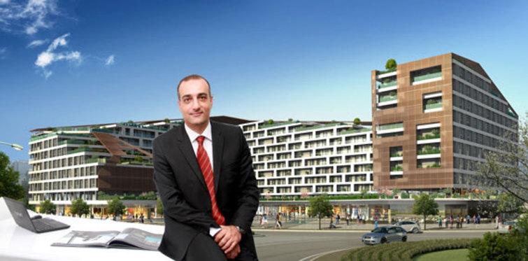 MVK Yapı'dan Kurtköy'e otel