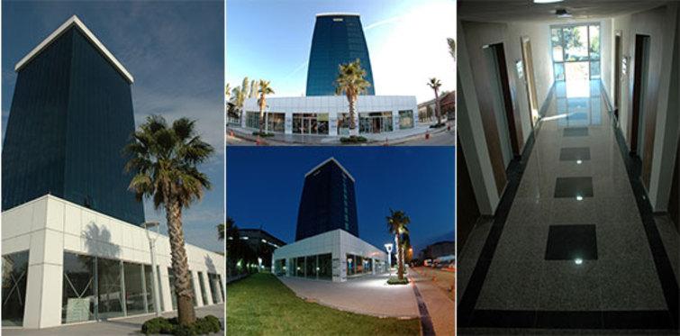 Dragospark'ta ofisler 570 bin liradan başlıyor