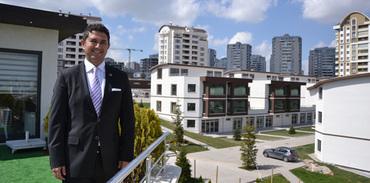 Konut Otel konsepti Başkentlilerle tanışıyor