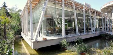 Koruflorya'nın satış ofisine 1 milyon liralık yatırım