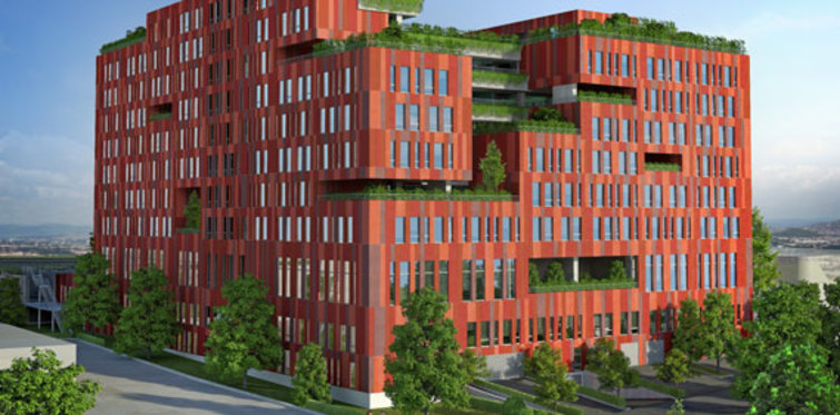 Lapis Han'da yüzde 10 peşinatla ofis