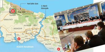 3. havaalanı ihalesi 22 milyar Euro ile sonuçlandı