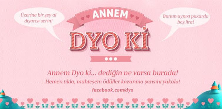 Annem Dyo ki...