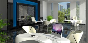Propa Plaza'daki ofisler yüzde 100 kredi avantajlı