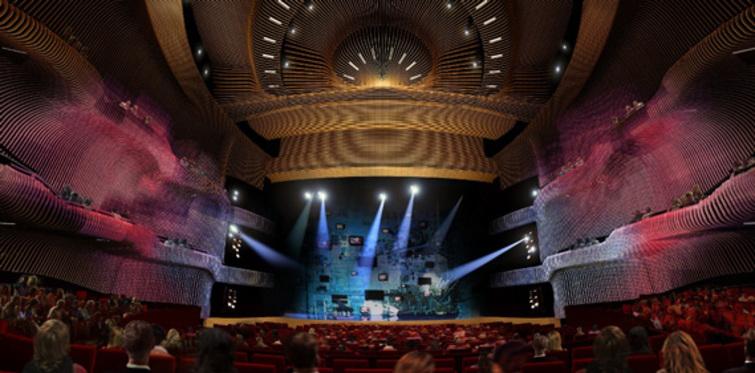 Zorlu Center Performans Sanatları Merkezi klasiklerle açılıyor