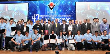 Anafen Fen Lisesi ABD'de Türkiye'yi temsil edecek