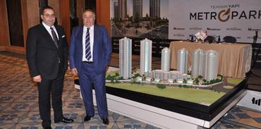 Teknik yapı, Metropark ile Avrupa seferine başlıyor