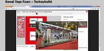 Sanal Yapı Fuarı – Turkeybuild açıldı