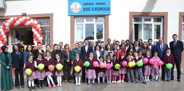 TÜGİAD Ankara Başkanı'ndan okul sözü
