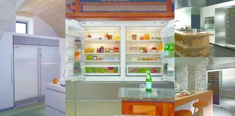 Gerçek ikili soğutma sistemi sunan ilk ve tek buzdolabı