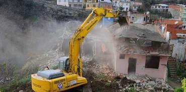 Kentsel Dönüşüm rüzgarı İstanbul'u sardı