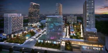Nurol Park Güneşli projesi 'yaşam vadisi' olacak