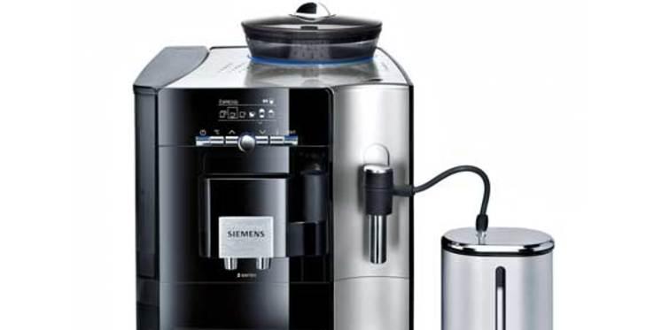Bir Siemens kahve makinesi, Babaları sevindirmeye yeter