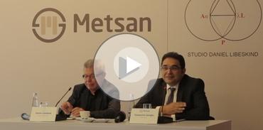 Dünyaca ünlü Mimar, Metsan ile anlaştı