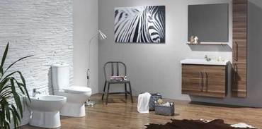 Banyonuzdaki güzellik: Creavit Nice Banyo Mobilyası