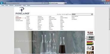 Porland'ın yepyeni e-ticaret web sitesi yayında
