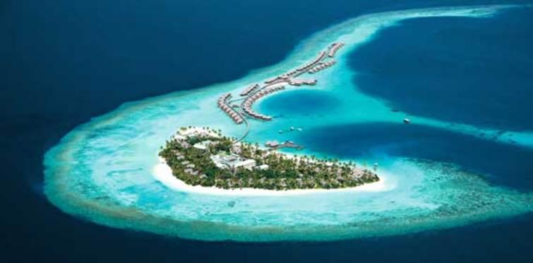 Maldivler'in nefes kesici güzelliğine Grohe katkısı