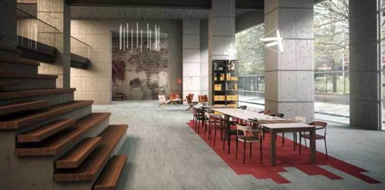 """İnterface """"Planks"""" ile zemin tasarımına yeni bir boyut katıyor"""