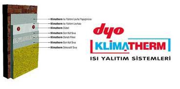 Dyo Klimatherm'den 10 adımda doğru ısı yalıtımı