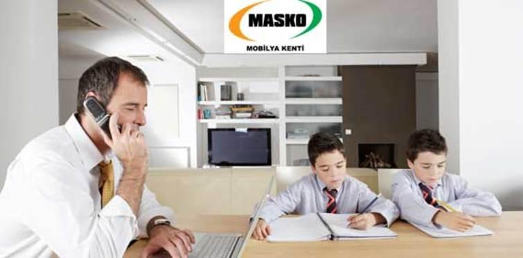 Masko, babaların hayallerini gerçeğe dönüştürüyor