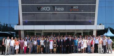 VİKO, Ukrayna'da pazar lideri