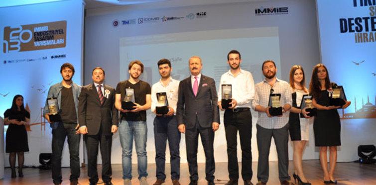 9. İMMİB endüstriyel tasarım yarışmaları'nda 29 proje ödül aldı
