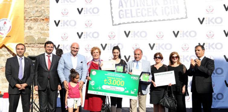Okullar enerji verimliliği için yarıştı