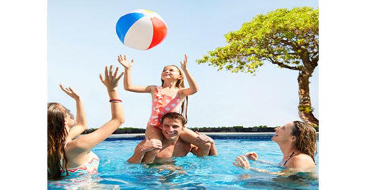 Sheraton Bursa'da açık havuz keyfi