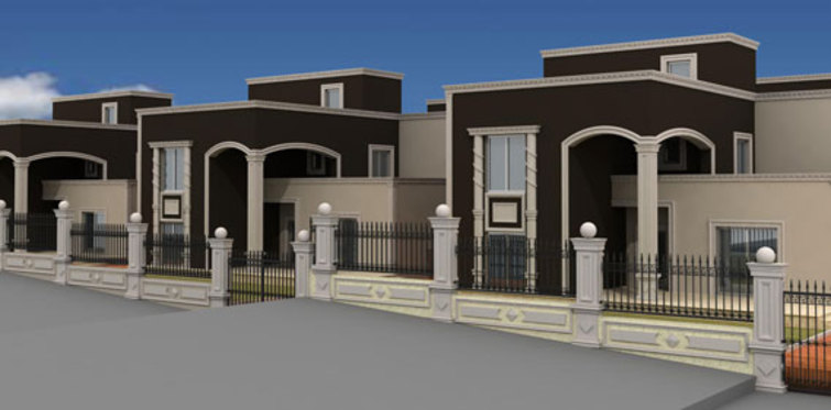 Seha Yapı Kuzey Irak'ta 306 villa inşa ediyor