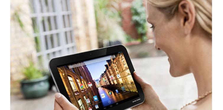 Toshiba, Excite tablet modellerini duyurdu