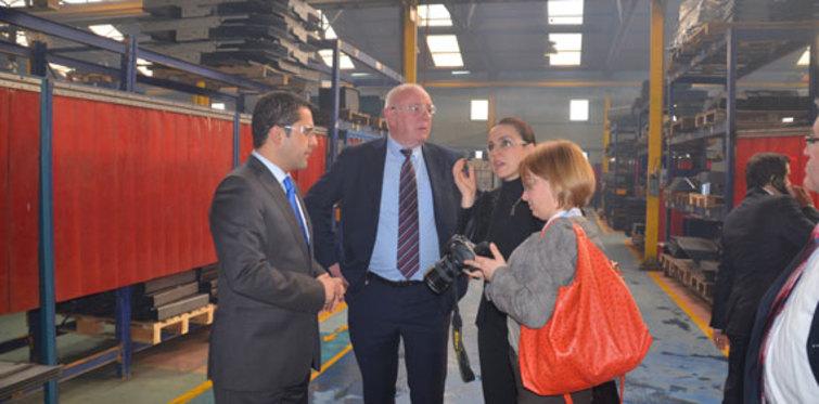 Hisarlar, EBRD ile ortak oldu
