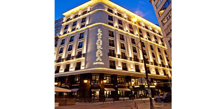 Şehir içinde yeni ve özel bir adres: Lasagrada Hotel İstanbul