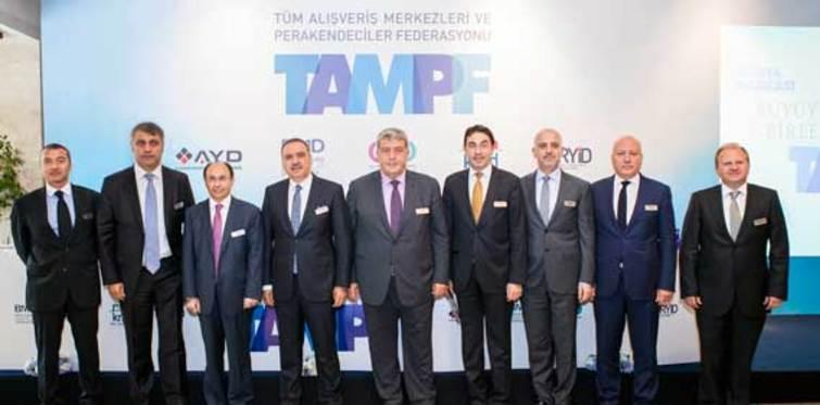 Perakende sektörü, TAMPF çatısı altında güç birliği yaptı